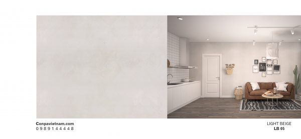 Light beige LB05 - Conpa Design concrete paint