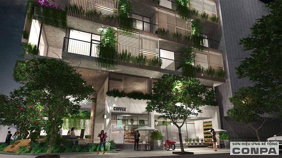 phong cách kiến trúc nhiệt đới