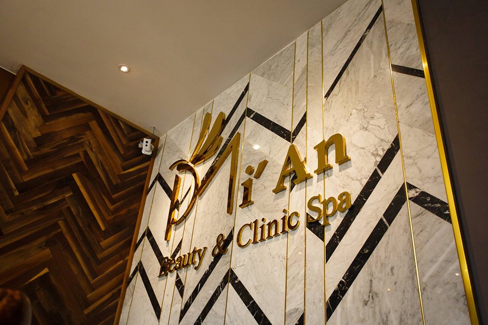 Mi'An Spa Beauty & Clinic logo