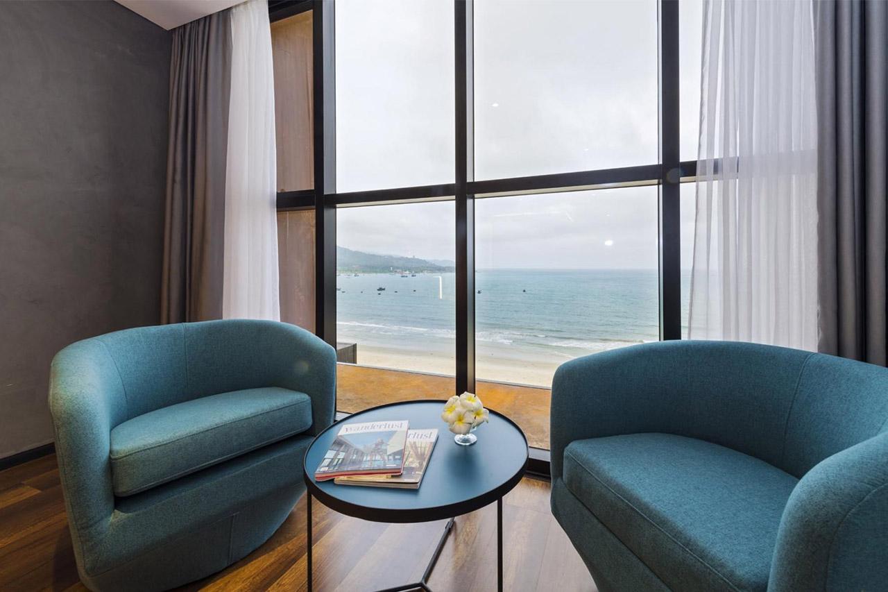 khách sạn The Code Đà Nẵng gần biển