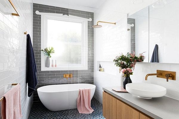 chọn màu sơn phòng tắm