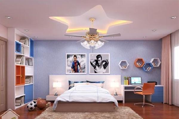 màu sắc đồ dùng phòng ngủ