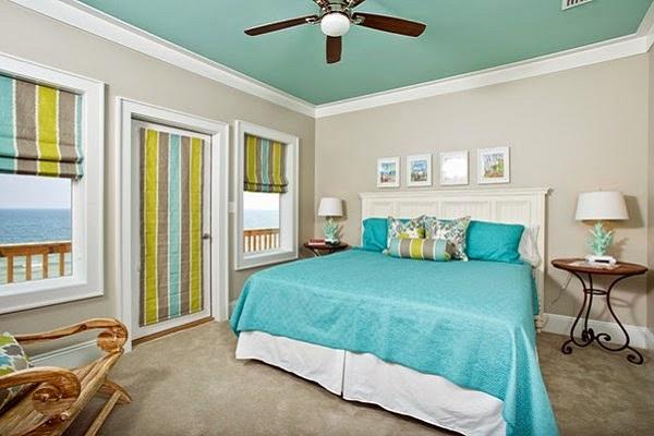 phòng ngủ nhỏ sơn màu gì