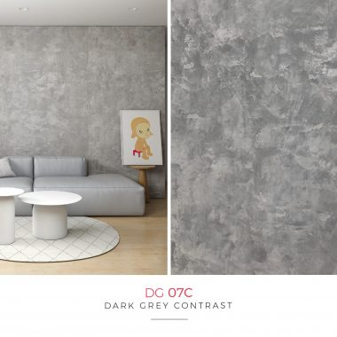 Dark Grey Contrast DG07C - Conpa design concrete paint