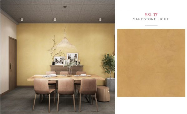 Sand Stone Light SSL17 - Conpa design concrete paint