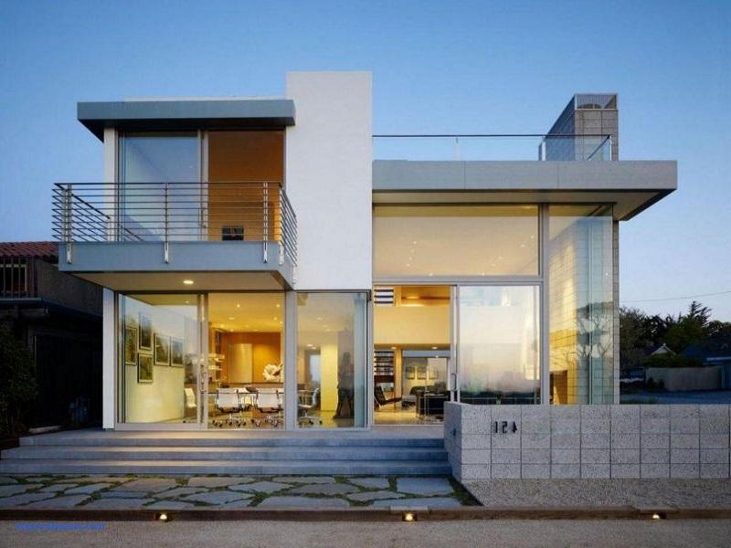 thiết kế nhà 2 tầng Tiện nghi và rộng rãi