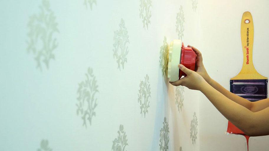 Dụng cụ cạo lớp sơn tường