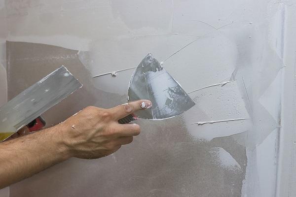 hướng dẫn sử dụng bột trét tường