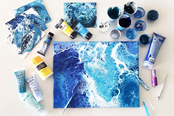 Ứng dụng của sơn Acrylic