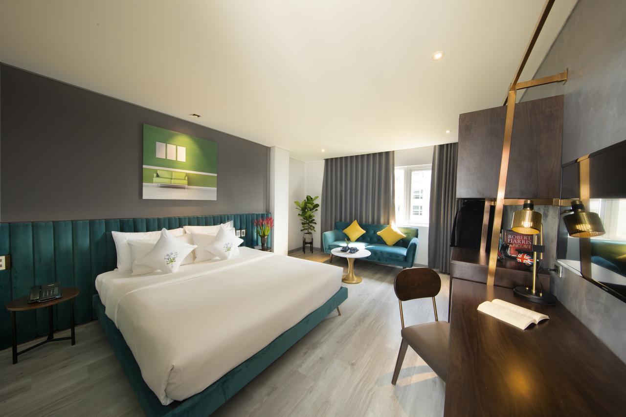 Alagon Sài Gòn Hotel Room