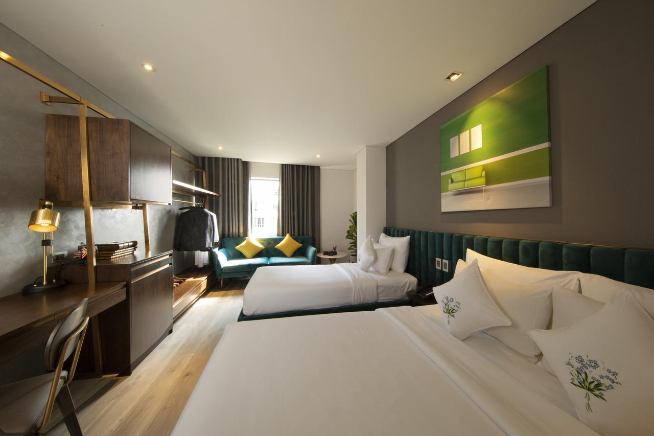 Alagon Plus Hotel Room