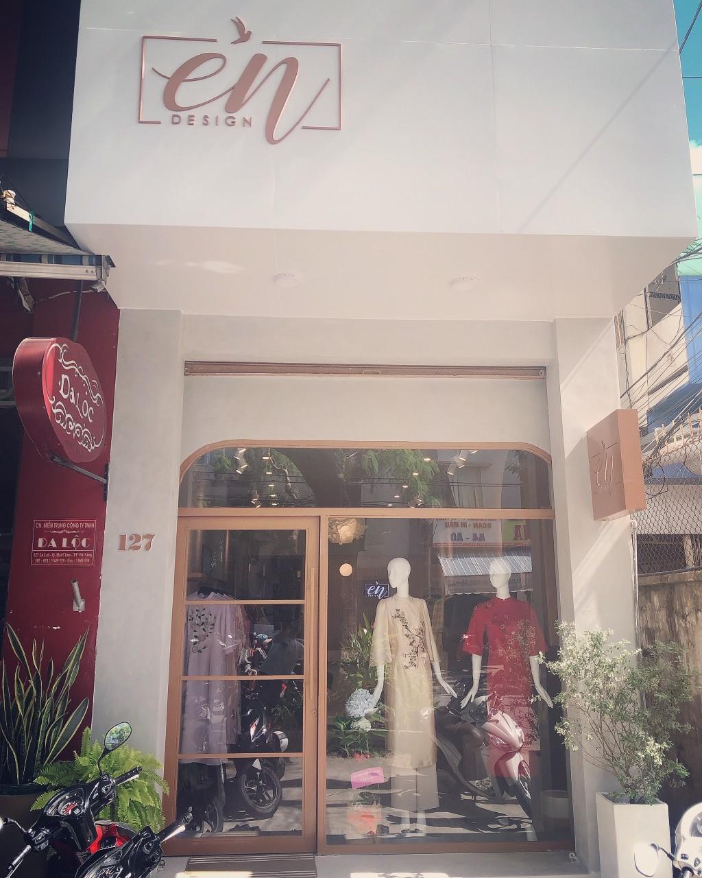 Én Design House Shop 127 Lê Lợi Đà Nẵng