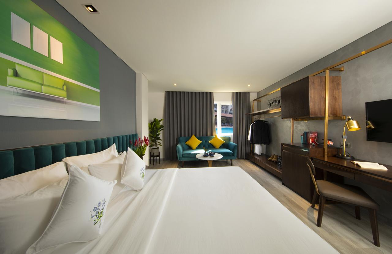Phòng khách sạn Alagon Sài Gòn Plus