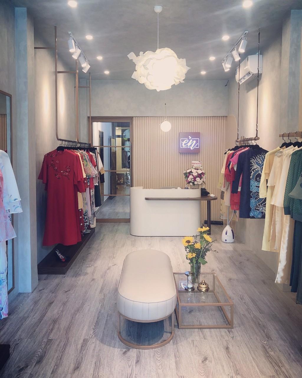 Shop áo dài én design house