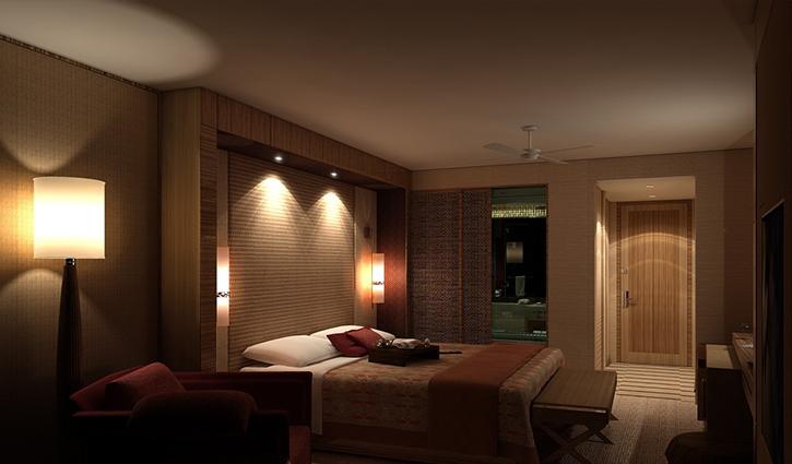 Lựa chọn đèn ngủ trang trí phù hợp với mỗi căn phòng và theo sở thích của gia chủ