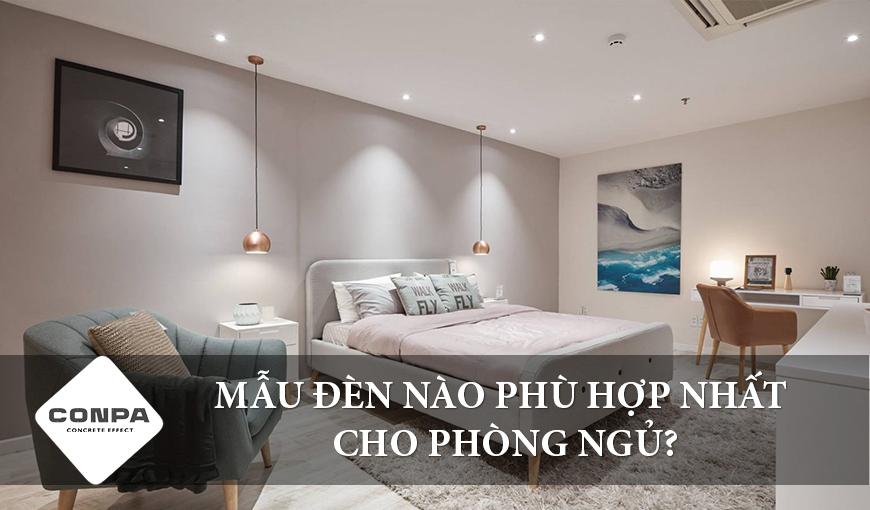 Cách lựa chọn và bố trí đèn ngủ phù hợp nhất với căn phòng