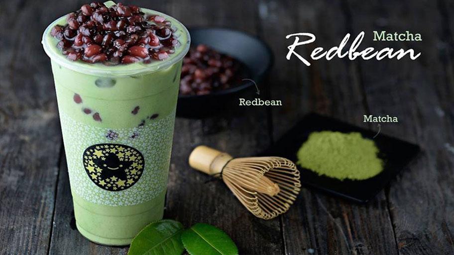 Một ly Matcha Redbean cho ngày mới tràn đầy năng lượng