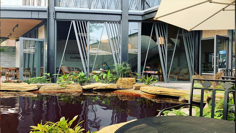 View xịn sò của King Koi tha hồ sống ảo