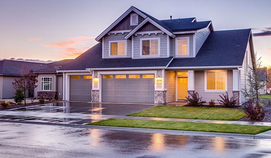 Sơn chống thấm ngoài trời tạo vẻ đẹp sang trọng cho ngồi nhà bạn