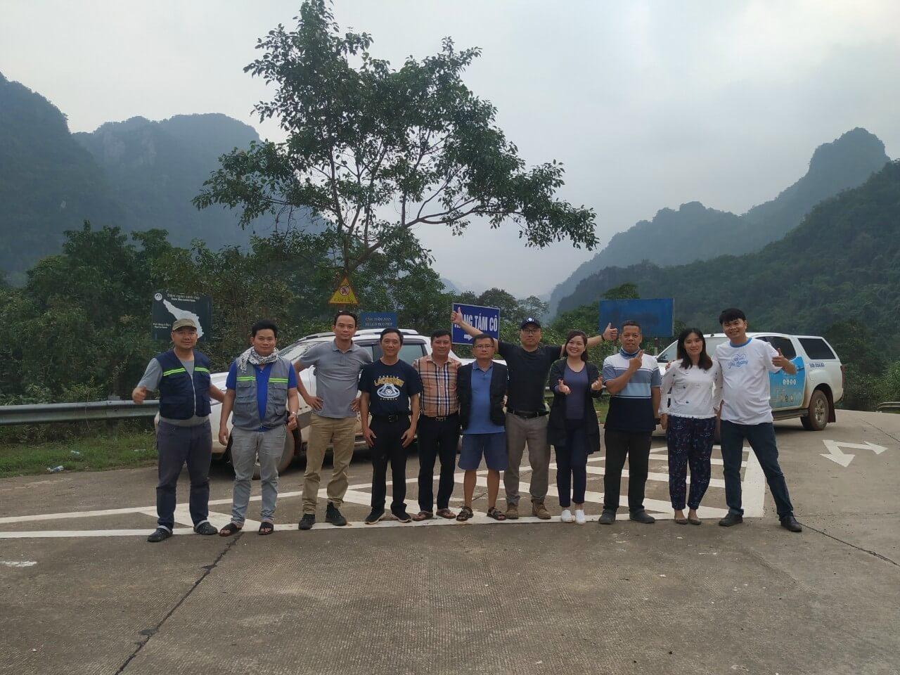 sơn Conpa làm từ thiện đồng bào lũ lụt tại Quảng Bình