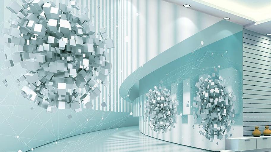 Gạch ốp tường 3D