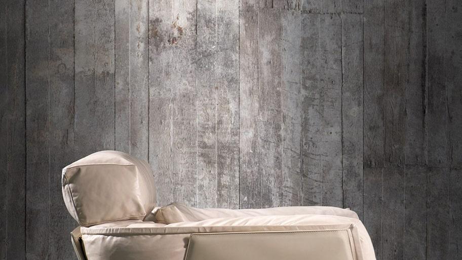 Công trình mẫu giấy dán tường giả bê tông đẹp