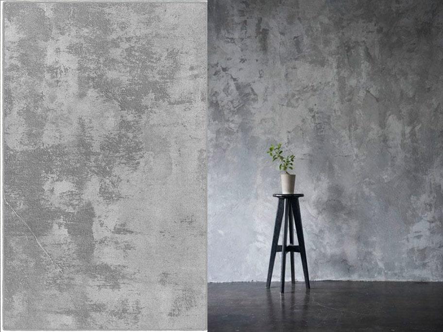 Vẻ đẹp khó cưỡng của giấy dán tường giả bê tông
