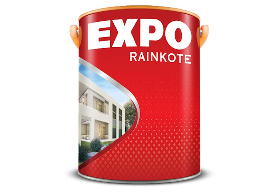 Sơn ngoài trời Expo
