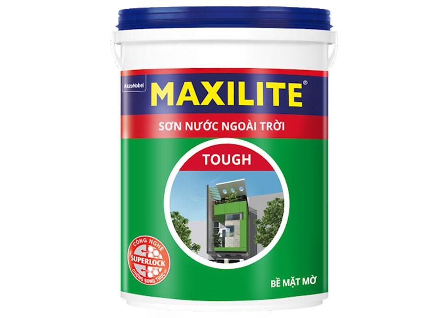 Sơn nước ngoài trời Maxilite