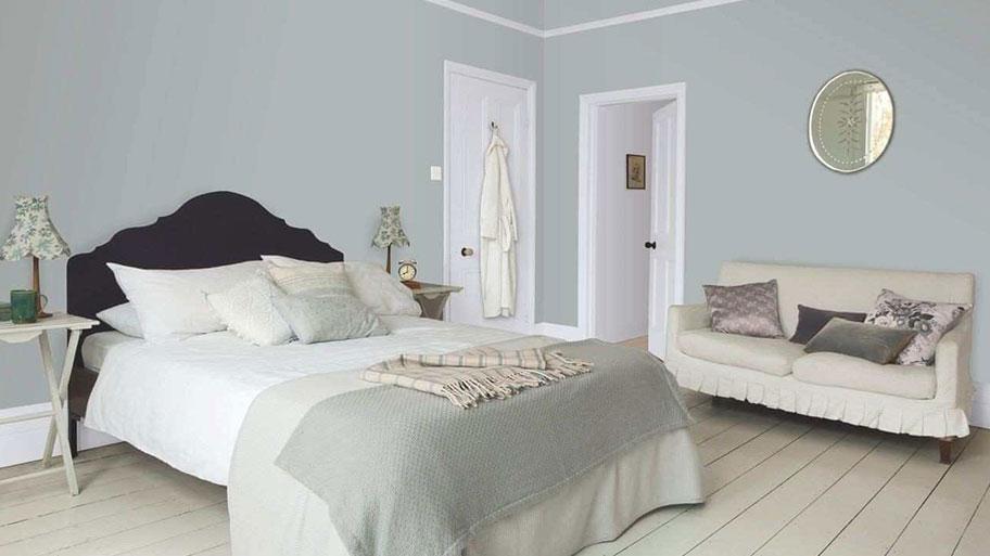 Cách phối màu gạch nền và màu tường đối với không gian nhà nhỏ