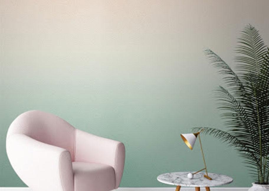 Màu tường nhà Ombre đẹp
