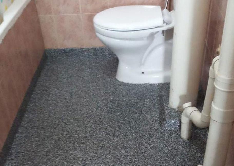 Sơn Epoxy chống thấm cho nhà vệ sinh