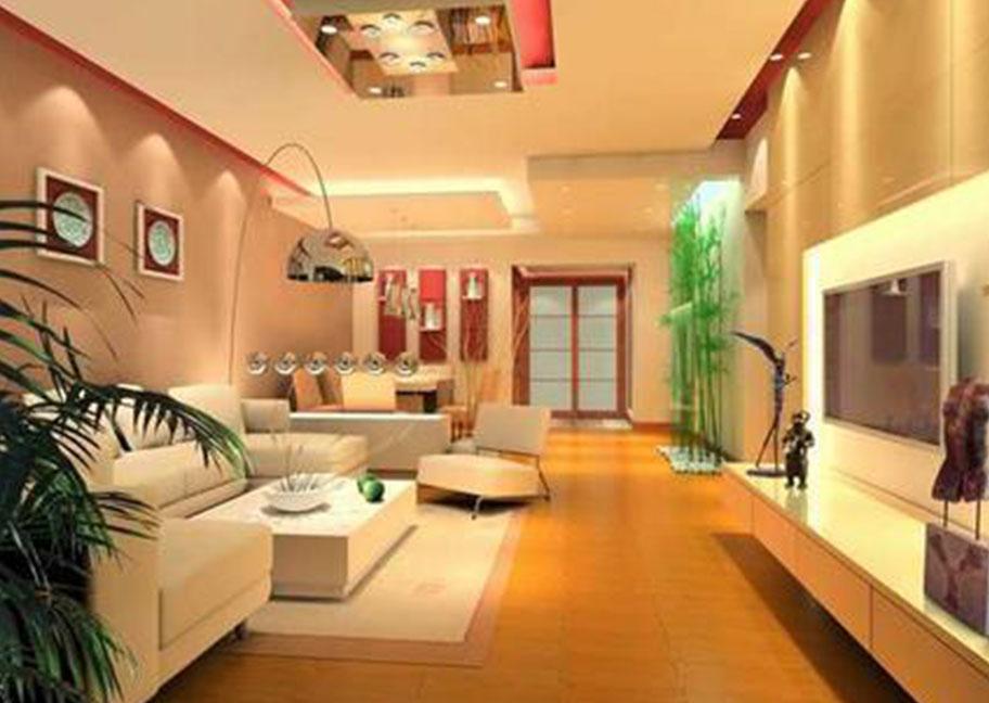 Sử dụng gạch màu sáng và sơn tường nhà màu trung tính