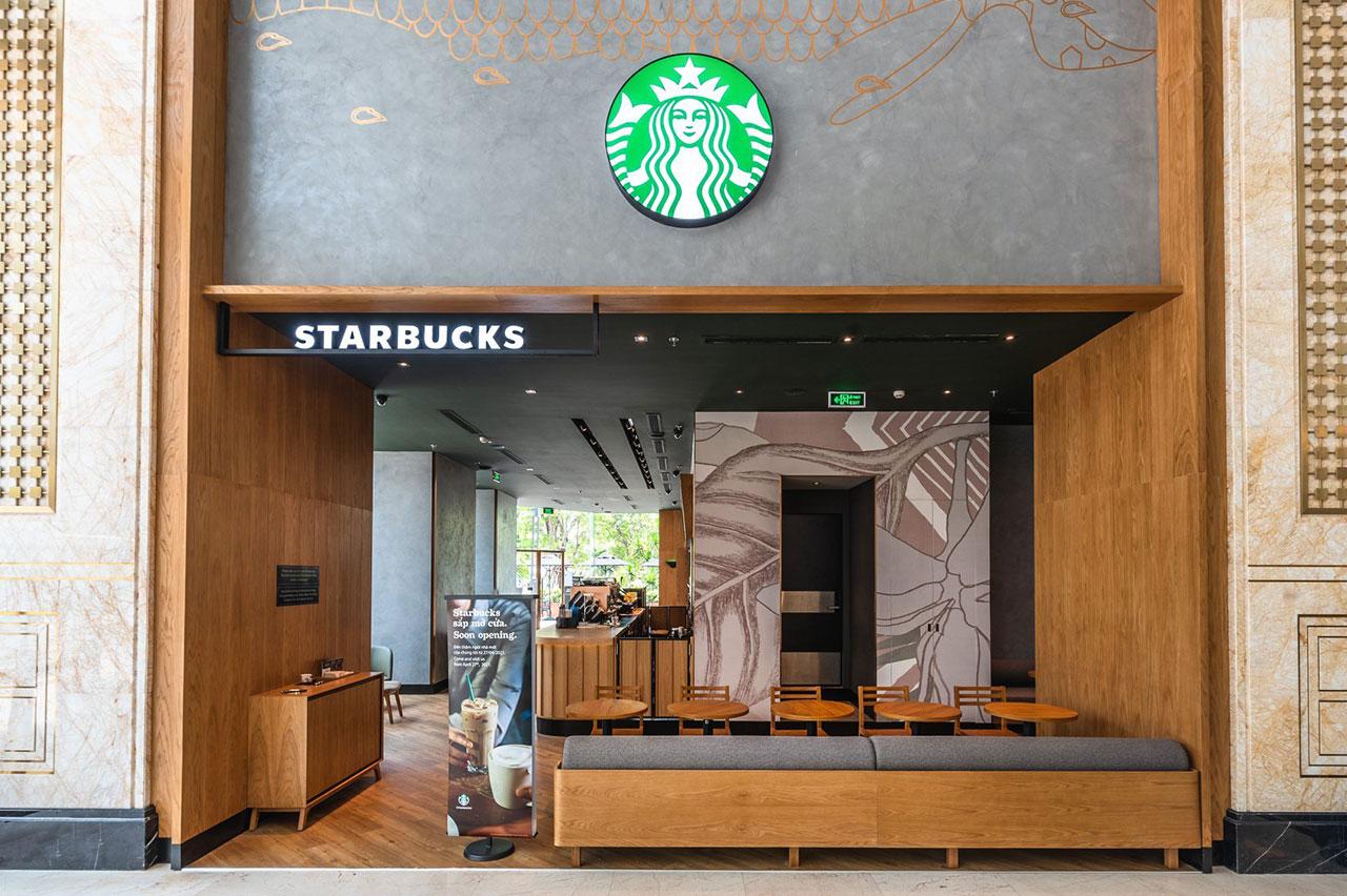 starbucks coffee shop nha trang