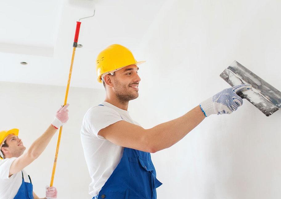 Quy trình thi công sơn chống thấm trong nhà