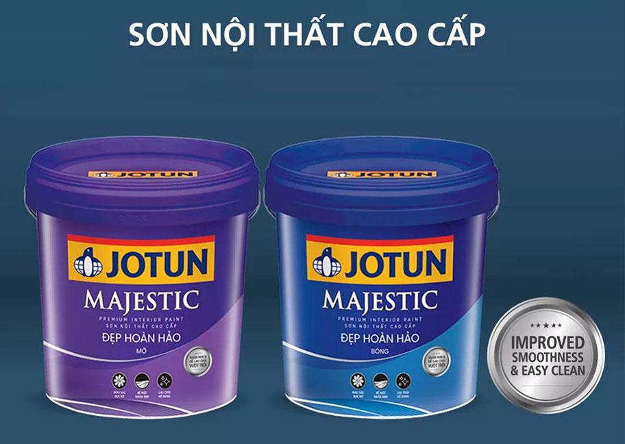 Thùng sơn Jotun 5 lít giá bao nhiêu?